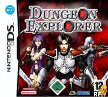 Dungeon Explorer (E)(SQUiRE) Box Art