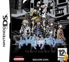 World Ends With You, The (E)(EXiMiUS) Box Art
