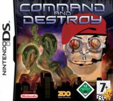 Command and Destroy (E)(SQUiRE) Box Art