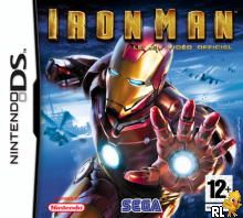 Iron Man (E)(SQUiRE) Box Art