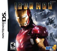 Iron Man (U)(SQUiRE) Box Art