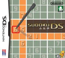 Sudoku DS (K)(AC8) Box Art