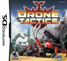 Drone Tactics (U)(XenoPhobia) Box Art