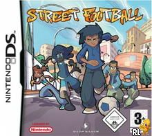 Street Football (E)(EXiMiUS) Box Art