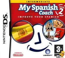 My Spanish Coach - Level 2 - Improve Your Spanish (E)(XenoPhobia) Box Art