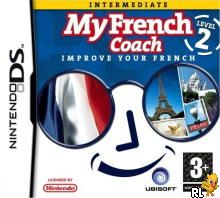 My French Coach - Level 2 - Improve Your French (E)(XenoPhobia) Box Art
