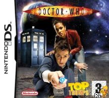 Top Trumps - Doctor Who (E)(XenoPhobia) Box Art