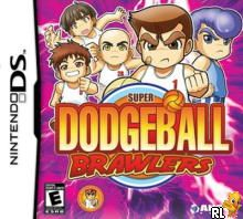 Super Dodgeball Brawlers (U)(JunkRat) Box Art