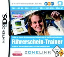 Fuhrerschein-Trainer (G)(SQUiRE) Box Art