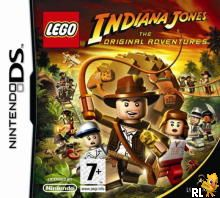 LEGO Indiana Jones - The Original Adventures (E)(SQUiRE) Box Art