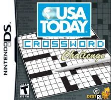 USA Today Crossword Challenge (U)(Independent) Box Art