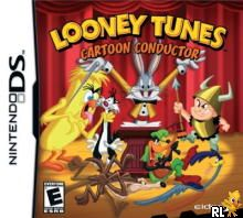 Looney Tunes - Cartoon Conductor (U)(XenoPhobia) Box Art