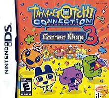 Tamagotchi Connection - Corner Shop 3 (U)(SQUiRE) Box Art