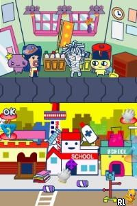 Tamagotchi Connection - Corner Shop 3 (U)(SQUiRE) Screen Shot