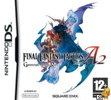 Final Fantasy Tactics A2 - Grimoire of the Rift (E)(EXiMiUS) Box Art