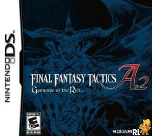 Final Fantasy Tactics A2 - Grimoire of the Rift (U)(Independent) Box Art