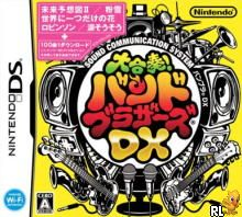 Daigassou! Band-Brothers DX (J)(XenoPhobia) Box Art