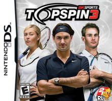 Top Spin 3 (U)(XenoPhobia) Box Art
