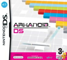 Arkanoid DS (E)(EXiMiUS) Box Art