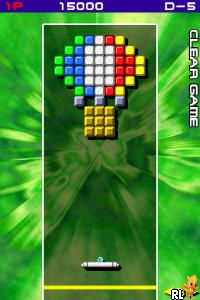 Arkanoid DS (E)(EXiMiUS) Screen Shot