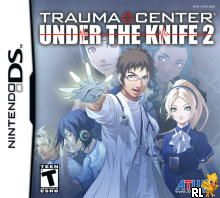 Trauma Center - Under the Knife 2 (U)(XenoPhobia) Box Art