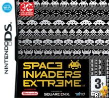 Space Invaders Extreme (E)(EXiMiUS) Box Art