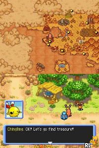 Pokemon Mystery Dungeon - Explorers of Time (E)(EXiMiUS) Screen Shot