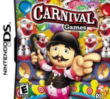 Carnival Games (U)(Independent) Box Art