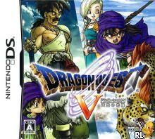 Dragon Quest V - Tenkuu no Hanayome (J)(Dominent) Box Art