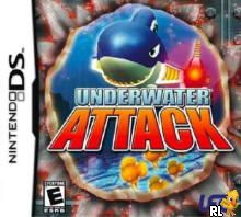 Underwater Attack (U)(SQUiRE) Box Art