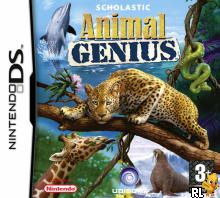Animal Genius (E)(SQUiRE) Box Art