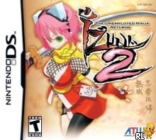 Izuna 2 - The Unemployed Ninja Returns (U)(XenoPhobia) Box Art