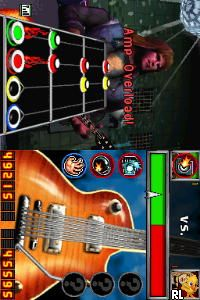 Guitar Hero - On Tour (E)(Diplodocus) Screen Shot