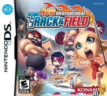 New International Track & Field (U)(XenoPhobia) Box Art
