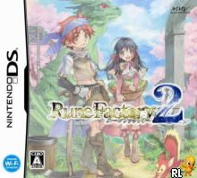 Rune Factory 2 (v01) (J)(NEET) Box Art