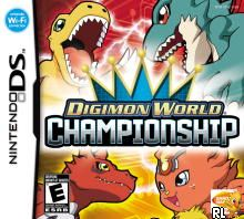 Digimon World Championship (U)(XenoPhobia) Box Art