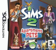 Sims 2 - Apartment Pets, The (E)(DSRP) Box Art