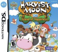 Harvest Moon DS - Island of Happiness (U)(JunkRat) Box Art