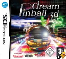 Dream Pinball 3D (E)(SQUiRE) Box Art