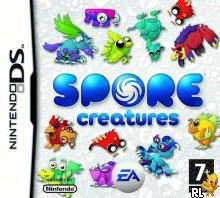 Spore Creatures (E)(EXiMiUS) Box Art