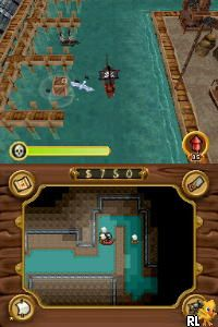 Pirates - Duels on the High Seas (E)(EXiMiUS) Screen Shot