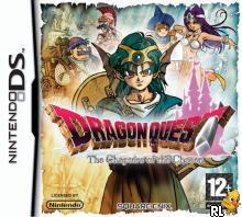 Dragon Quest - The Chapters of the Chosen (E)(EXiMiUS) Box Art
