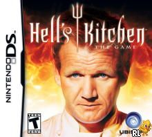 Hell's Kitchen - The Game (U)(XenoPhobia) Box Art
