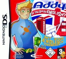 Addy - Do You Speak English (E)(SQUiRE) Box Art