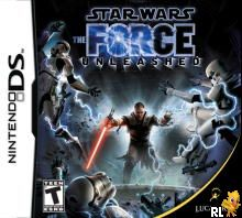 Star Wars - The Force Unleashed (U)(Venom) Box Art