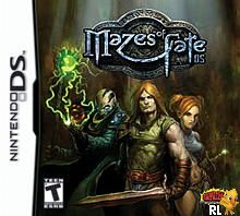 Mazes of Fate DS (U)(XenoPhobia) Box Art