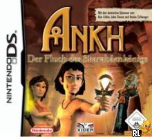 Ankh - Curse of the Scarab King (G)(SQUiRE) Box Art