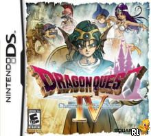 Dragon Quest IV - Chapters of the Chosen (U)(GUARDiAN) Box Art