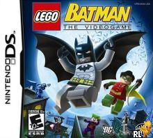 LEGO Batman - The Videogame (U)(Micronauts) Box Art