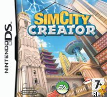 SimCity - Creator (E)(SQUiRE) Box Art